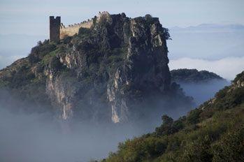 El castillo de Cornatel - El Bierzo