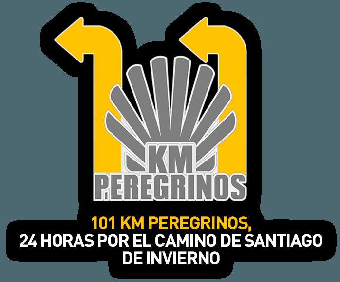 101 KM PEREGRINOS, 24 HORAS POR EL CAMINO DE SANTIAGO DE INVIERNO