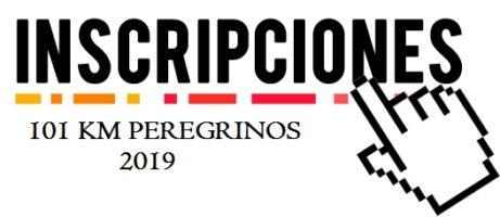INFORMACIÓN 101 KM PEREGRINOS 2019