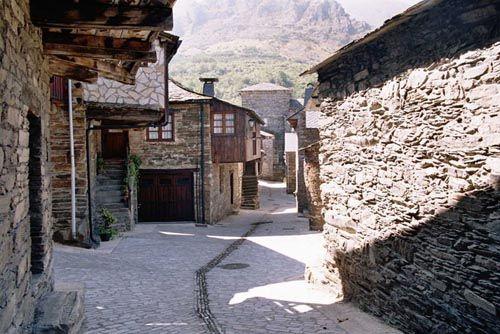Peñalba de Santiago - El Bierzo